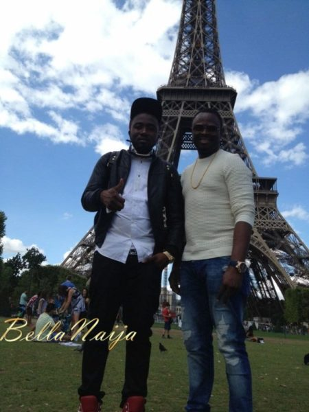 Ice Prince vacations in Paris, France - August 2013 - BellaNaija 024