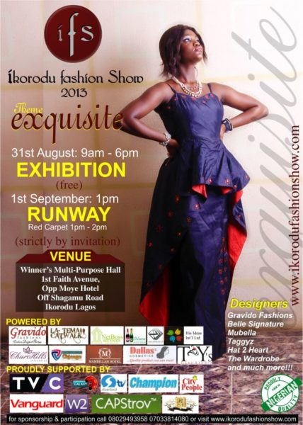Ikorodu Fashion Week 2013