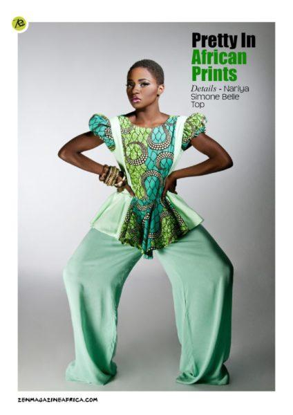 Kaela Kay Zen Magazine Fashion Editorial - BellaNaija - July2013 (3)