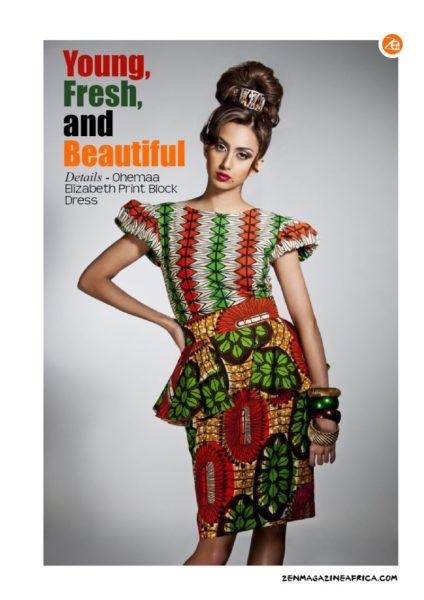 Kaela Kay Zen Magazine Fashion Editorial - BellaNaija - July2013 (6)
