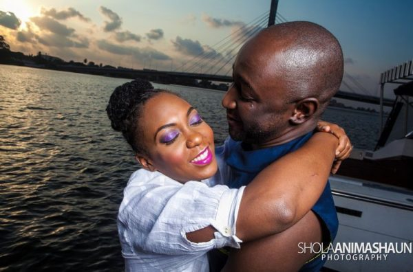 Katung Aduwak & Fancee Raven Taylor Pre-Wedding Shoot by Shola Animashaun  - August 2013 - BellaNaija 030