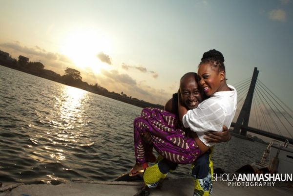 Katung Aduwak & Fancee Raven Taylor Pre-Wedding Shoot by Shola Animashaun  - August 2013 - BellaNaija 034
