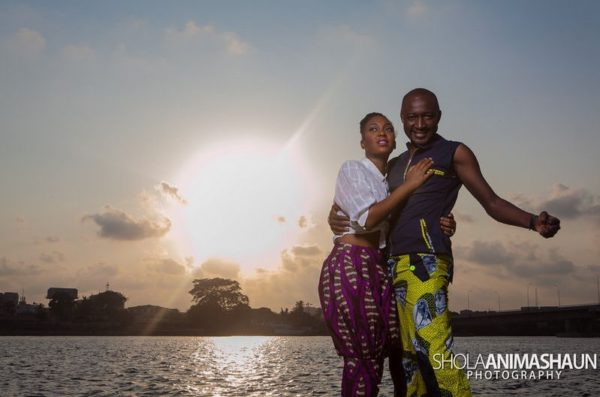 Katung Aduwak & Fancee Raven Taylor Pre-Wedding Shoot by Shola Animashaun  - August 2013 - BellaNaija 037