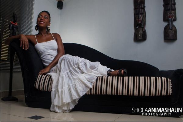 Katung Aduwak & Fancee Raven Taylor Pre-Wedding Shoot by Shola Animashaun  - August 2013 - BellaNaija 057