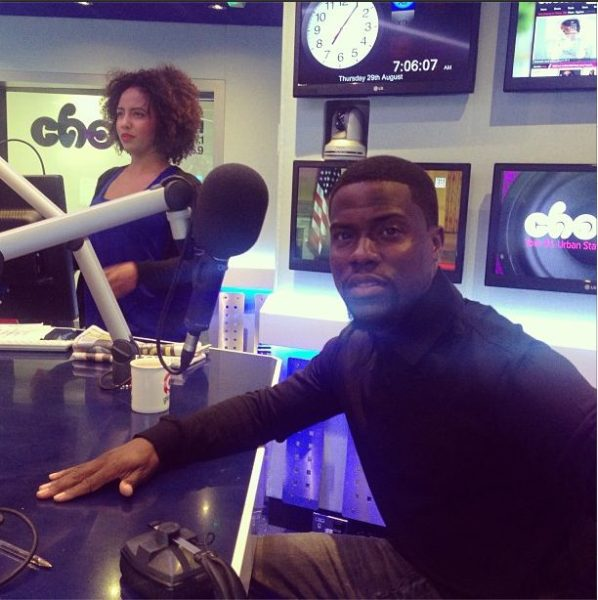 Kevin Hart - August 2013 - BellaNaija