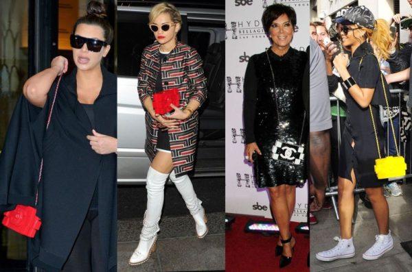 Kim Kardashian, Rita Ora, Kris Jenner & Rihanna