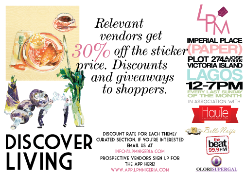 LPM Discover Living - August 2013 - BellaNaija