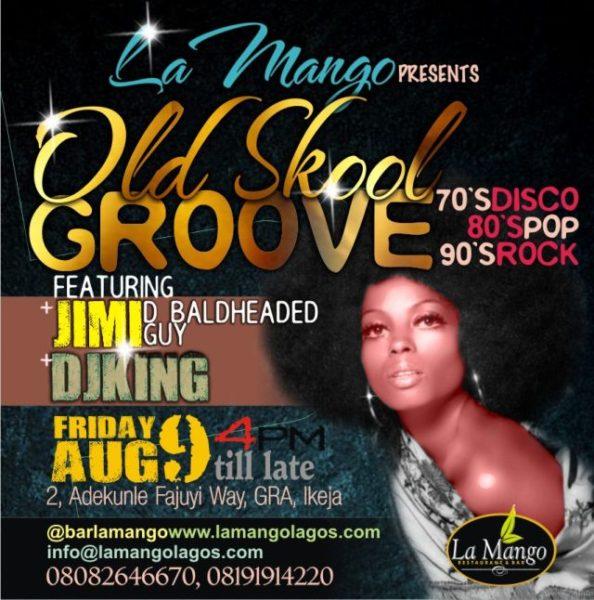 La Mango Old Skool Groove