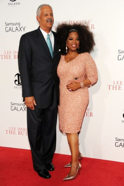 Stedman Graham & Oprah Winfrey in Theia