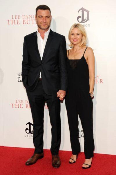 Liev Schreiber & Naomi Watts in Thakoon