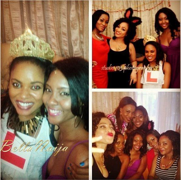 Matilda Obaseki's Bridal Shower - August 2013 - BellaNaija 021