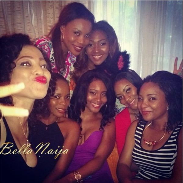 Matilda Obaseki's Bridal Shower - August 2013 - BellaNaija 024