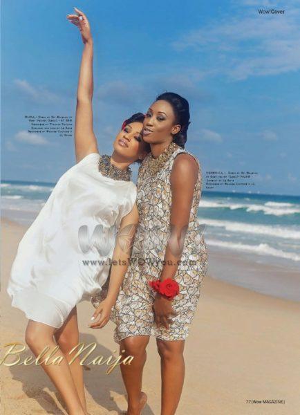 Munachi Abii & Veronica Ebie-Odeka - WOW Magazine's Big Fashion Issue - August 2013 - BellaNaija 024