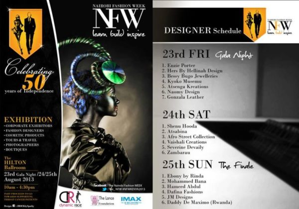 Nairobi Fashion Week 2013 - BellaNaija - August 2013