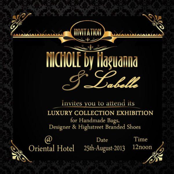 Nicole by Haguanna & Labele Exhibition - BellaNaija - August 2013