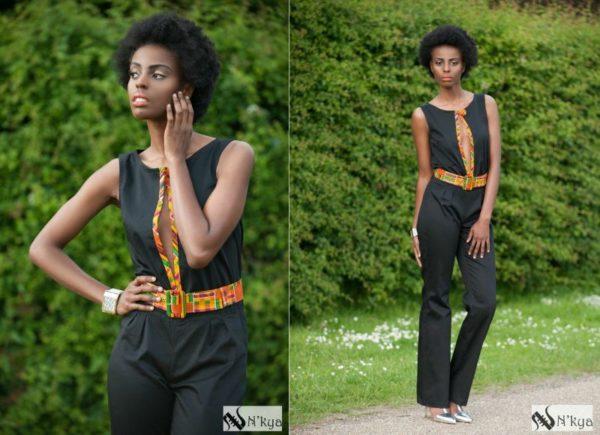Nkya Ohemaa Collection - BellaNaija - August 2013