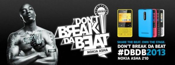 Nokia Don't Break Da Beat Competition - Bellanaija - August 2013