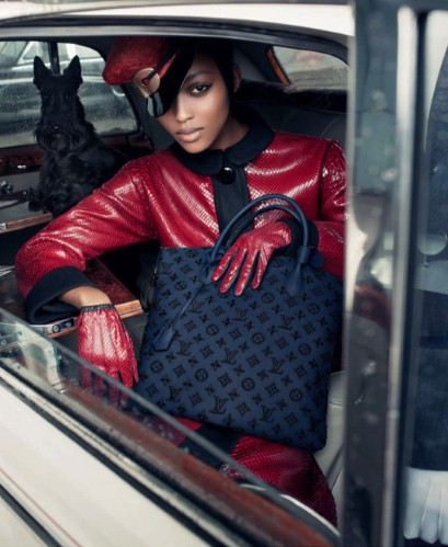 Nyasha Matonhodze for Rihanna for River Island Aw 2013 - Bellanaija - August2013001