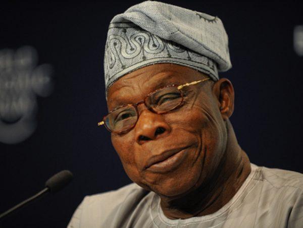 Olusegun Obasanjo - Africa Progress Panel - World Economic Forum