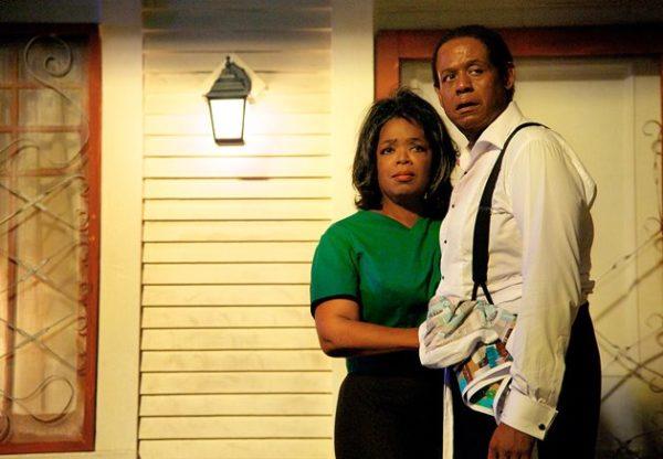 Oprah Winfrey & Forest Whitaker