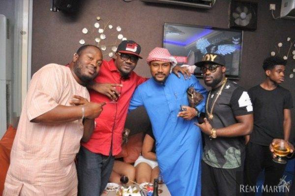 Deji Awokoya & DJ Jimmy Jatt