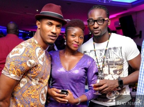 Gideon Okeke, Bolanle & Gbenro Ajibade