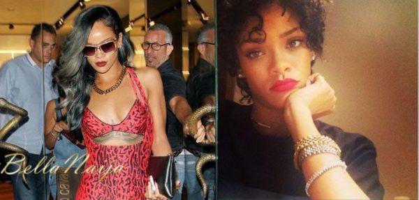 Rihanna - August 2013 - BellaNaija