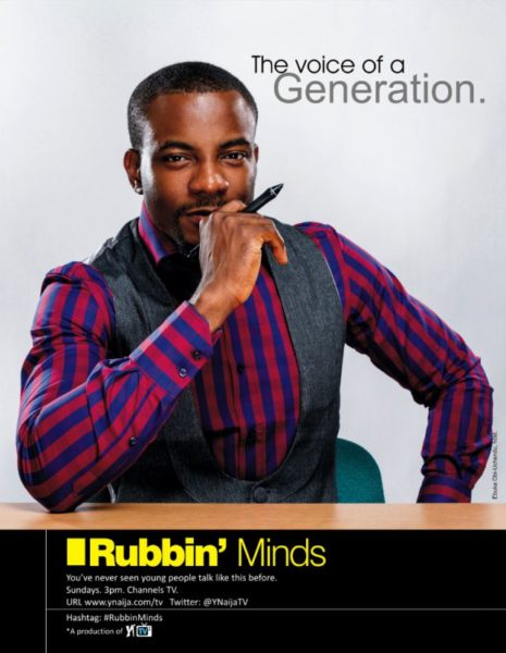 Rubbin' Minds - August 2013 - BellaNaija