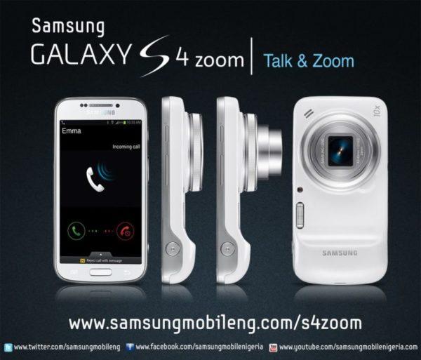 Samsung Galaxy S4 - BellaNaija - August 2013