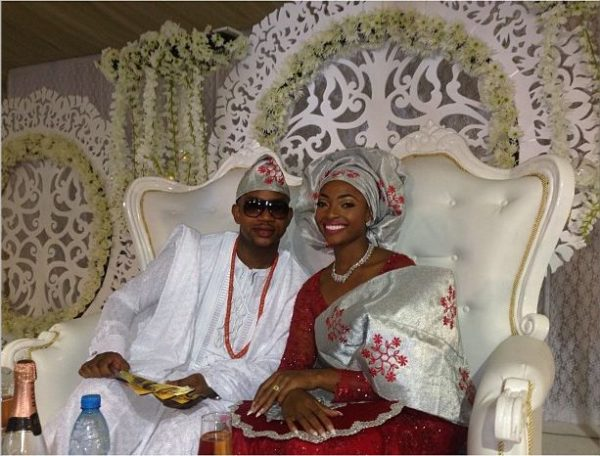Sharon Adeleke Wedding