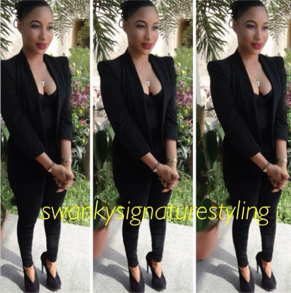 Tonto Dikeh - August 2013 - BellaNaija