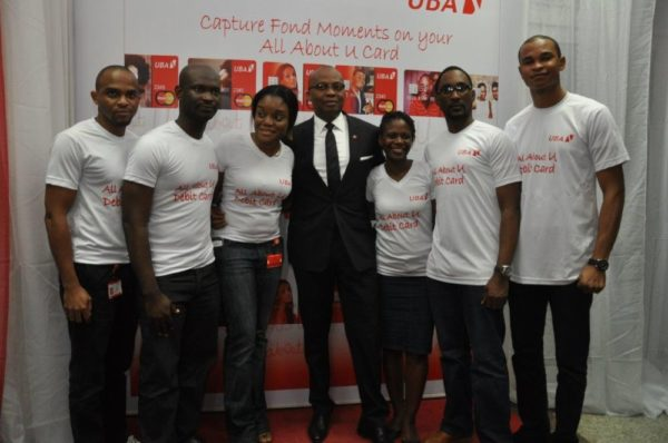 UBA Makes It All About U amp Launches Customized Debit