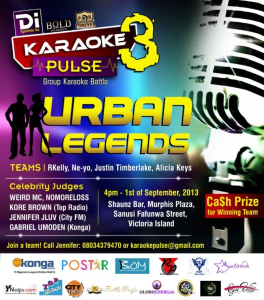 Urban Legends - August 2013 - BellaNaija