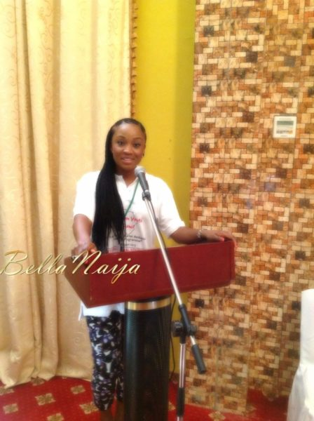 Uru Eke - Representing Nigeria-Nollywood at the Africa Youth Panel held in The Gambia - August 2013 - BellaNaija 024