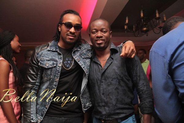 Bryan Okwara & Uche Nnaji