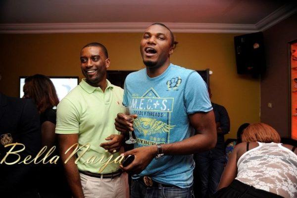 Dominic Mudubai & Michael Nwachukwu