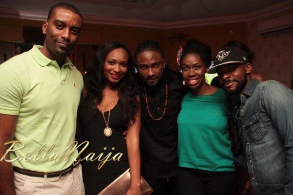 Dominic Mudubai, Marie Miller, Uti Nwachukwu, Omoye Uzamere & Chido Nnaji