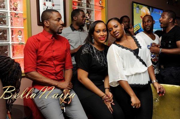 Ebuka Obi-Uchendu, Jennifer Edozien & KC Ojolonu