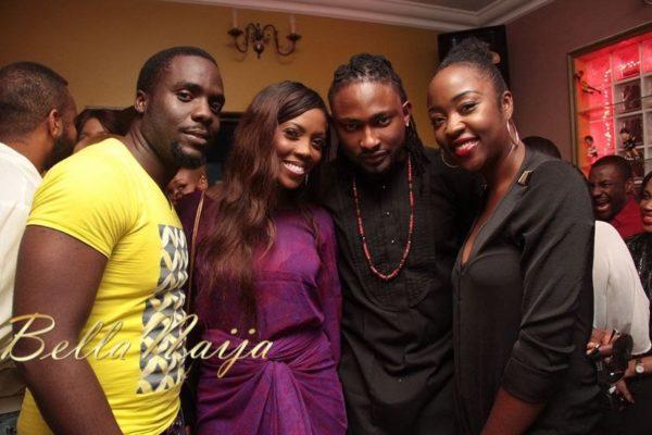 Henry, Tiwa Savage, Uti Nwachukwu & Debz