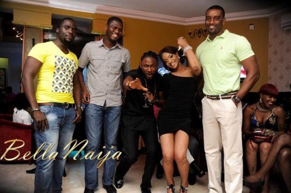 Henry, Ayo,Uti Nwachukwu, Loveth & Dominic Mudubai