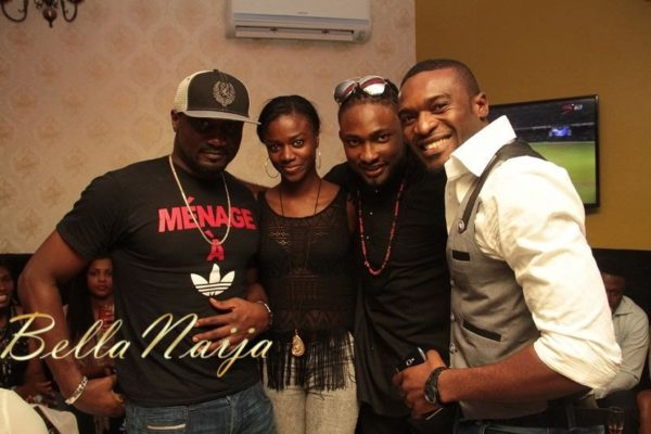 Jude Okoye, Yolanda Okereke, Uti Nwachukwu & Kenneth Okolie