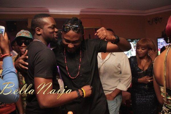 Jnr Momodu & Uti Nwachukwu