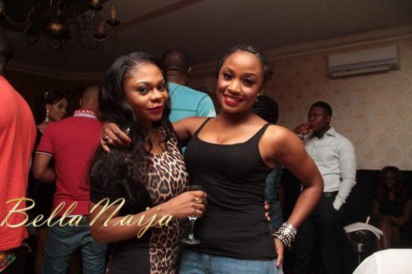 Karen Igho & Uti Nwachukwu