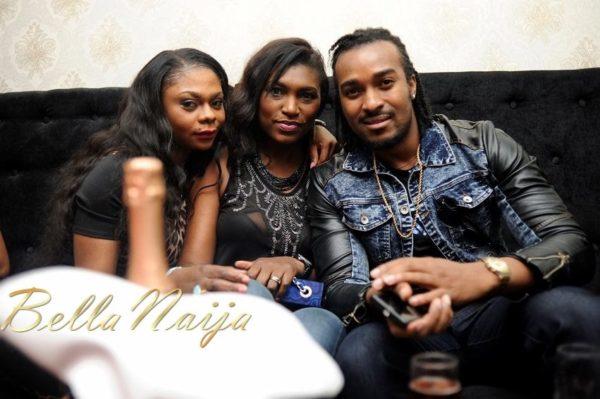 Karen Igho, Ufuoma Ejenobor & Bryan Okwara