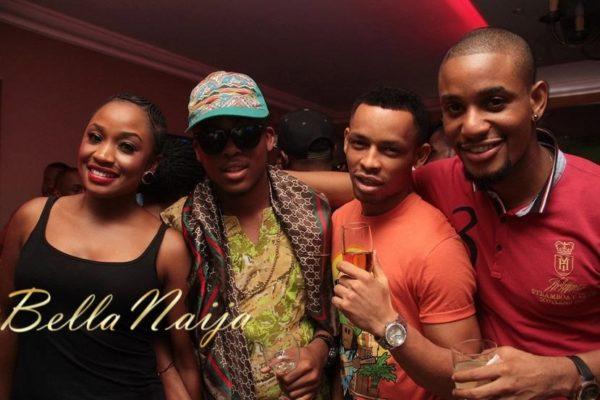 Uru eke,ifeanyi Nwunne,Russel Ugo and Alexx Ekubo