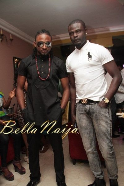 Uti Nwachukwu & Yomi Casual