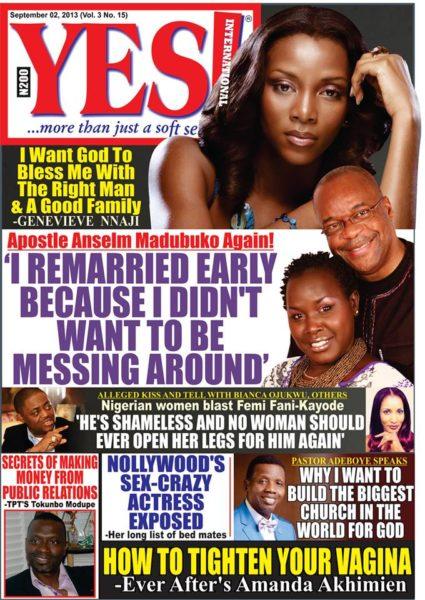 Yes! International Magazine