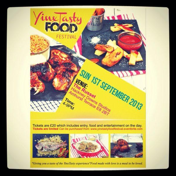 Yinx Tasty Food Festival