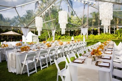 bn wedding d cor outdoor wedding receptions bellanaija