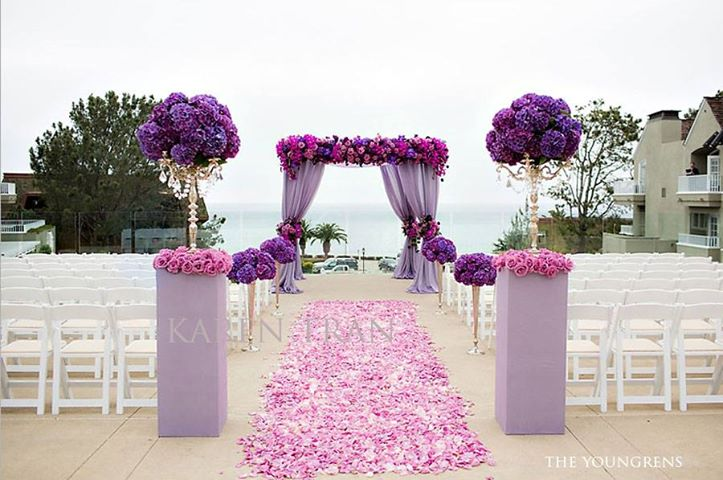 Bn wedding d cor outdoor wedding ceremonies for Wedding decoration images